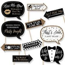 new years party backdrops free printable new year 2018 photo booth props new years