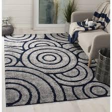 dynamic rugs paradise taupe shag rug size 8 x 10