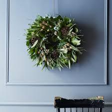 seasonal wreath subscription on food52