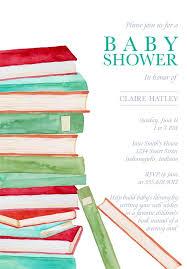Baby Shower Book Instead Of Card Poem 22 Baby Shower Invitation Wording Ideas