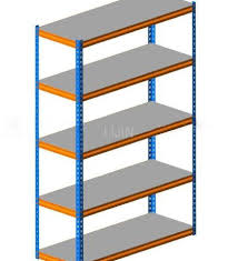 room scene angled shelf classroom tidy store angle shelves