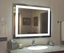 backlit bathroom vanity mirror gorgeous bathrooms design large bathroom vanity mirrors corner of