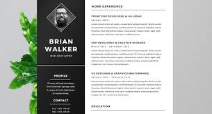free resume templates word 15 free resume templates for microsoft word