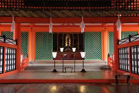 Japanese Temple Interior From The Road Interfaith Rituals U2013 Beyond Belief