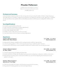 assistant resume templates assistant resume template free templates receptionist