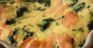 cuisine epinard clafoutis salé d épinards au saumon ma p tite cuisine
