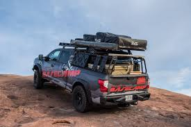 Nissan Juke Luggage Rack by Nissan Creates The Ultimate Off Road Camping Rig Autoguide Com News