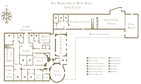 The Office Us Floor Plan File White House West Wing Floorplan1 Svg Wikimedia Commons