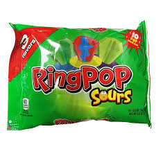 only kosher sour ring pops