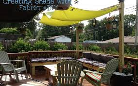 Shade Ideas For Backyard Diy Backyard Shade Nana U0027s Workshop
