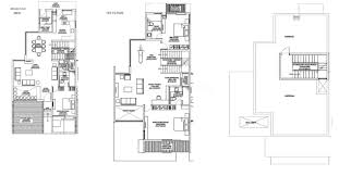 mantri and keh mantri signature villas floor plan mantri