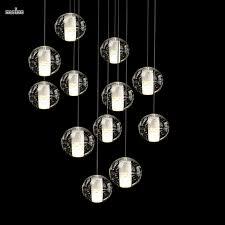 Pendant Lights For Living Room 2015 New K9 Meteor Crystal Ball Pendant Lights For Living Room