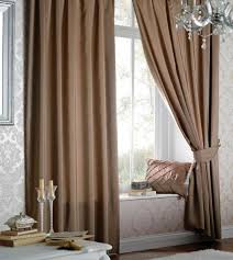 Curtains Ring Top Designer Faux Silk Ring Top Eyelet Pencil Pleat Curtains With