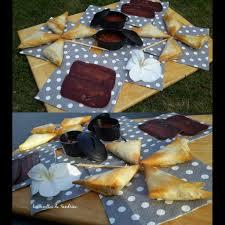 comment cuisiner la poire de boeuf samoussas au rondelé aux noix poire noix de boeuf séchée et