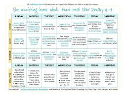 introducing our new bi weekly meal plan u2014 the better mom