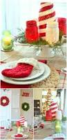 Decoration Table Christmas by 25 Gorgeous Farmhouse Inspired Diy Christmas Decorations For A
