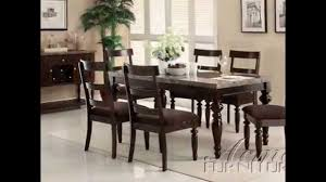 acme furniture dining table youtube