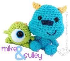 25 monsters crochet ideas monsters