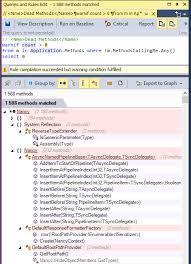 removing unused code visual studio stack overflow