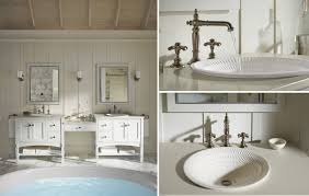 Kohler Bancroft Sink Faucet Summer Inspired Bathroom Styles Boston Design Guide