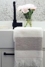 Powder Room Hand Towels Decor U0026 Interiors File One Room Challenge Reveal The Vault Files