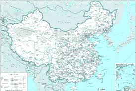 Map Of The Great Wall Of China by China Map In English Map Cloudpix