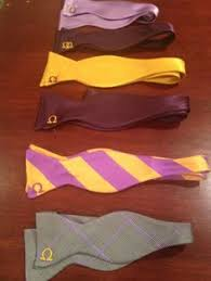 gift set of fraternity ornaments inspired by omega psi phi 1911 by