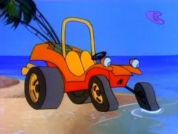 10 cartoon cars onallcylinders