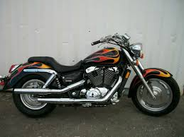 2007 honda shadow sabre vt1100c2 honda motorcycles pinterest