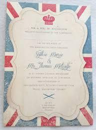 Royal Wedding Invitation Card British Wedding Invitations Vertabox Com