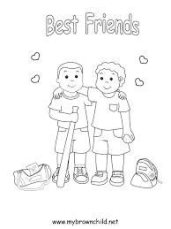jonathan and david friendship coloring pages u2014 david dror