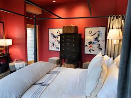Red Bedrooms by Red Master Bedroom