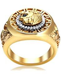 gold ring for men in gold rings men jewellery