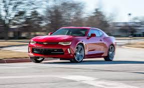 2016 chevrolet camaro lt rs v 6 test u2013 review u2013 car and driver