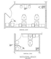design a beauty salon floor plan sle salon floor plan 538 sq ft bizz pinterest salons