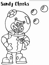 spongebob squarepants coloring pages spongebob squarepants