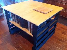 pallet kitchen island how to kitchen island out of pallets store