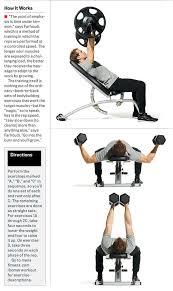Jr Weight Bench Set Matt Bomer Workout U0026 Diet Get A Ripped Body Pop Workouts