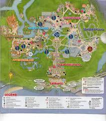 Christmas Map Mickey U0027s Very Merry Christmas Party Guide Map U2013 Disneydining