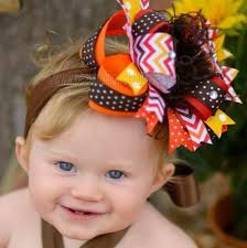 beautiful bows boutique buy big autumn chevron fall the top hair bow or baby headband