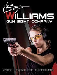 catalog request williams gun sight