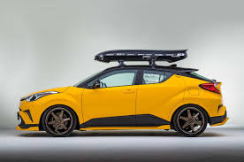 yellow toyota 2018 toyota c hr bodak yellow tensema17 photo u0026 image gallery