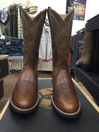 new arrivals from ariat at outlaw western men u0027s sport r toe 159