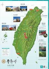 St Cloud State University Map by Campus Maps About National Taiwan University