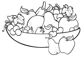 20 free printable fruit coloring pages everfreecoloring com