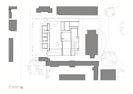 Ground And First Floor Plans by Gallery Of The Mint Fjmt 20