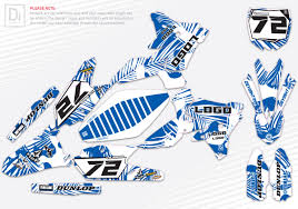 graphics for motocross bikes dirt bikes kit builder sledwraps