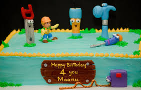 handy manny cake baked heaven