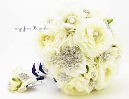 Silk Bridal Bouquet Songs From The Garden Real Touch U0026 Silk Wedding Flowers Bouquets