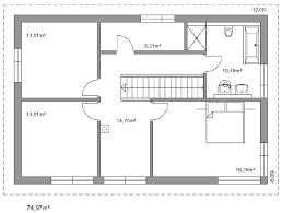 plan maison 150m2 4 chambres plan maison plain pied 70m2 12 plan maison 150m2 4 chambres evtod